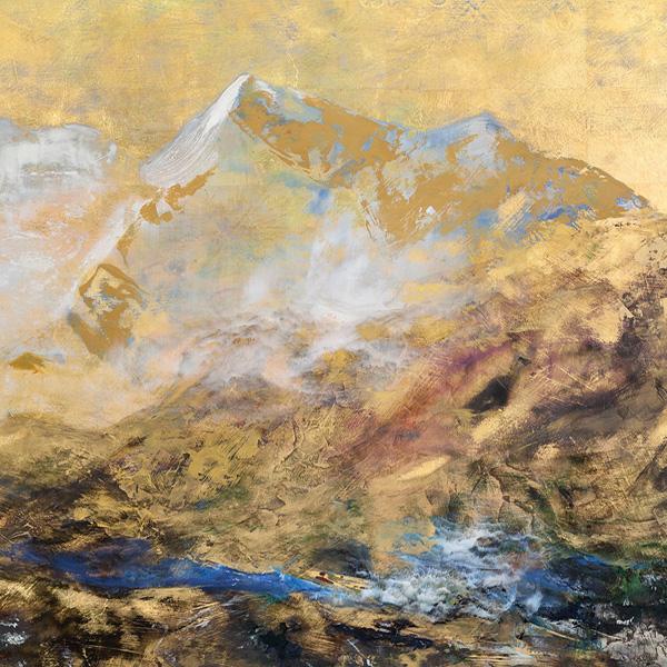 Nancy Reyner   Contemporary Painting   Nature, Illuminated